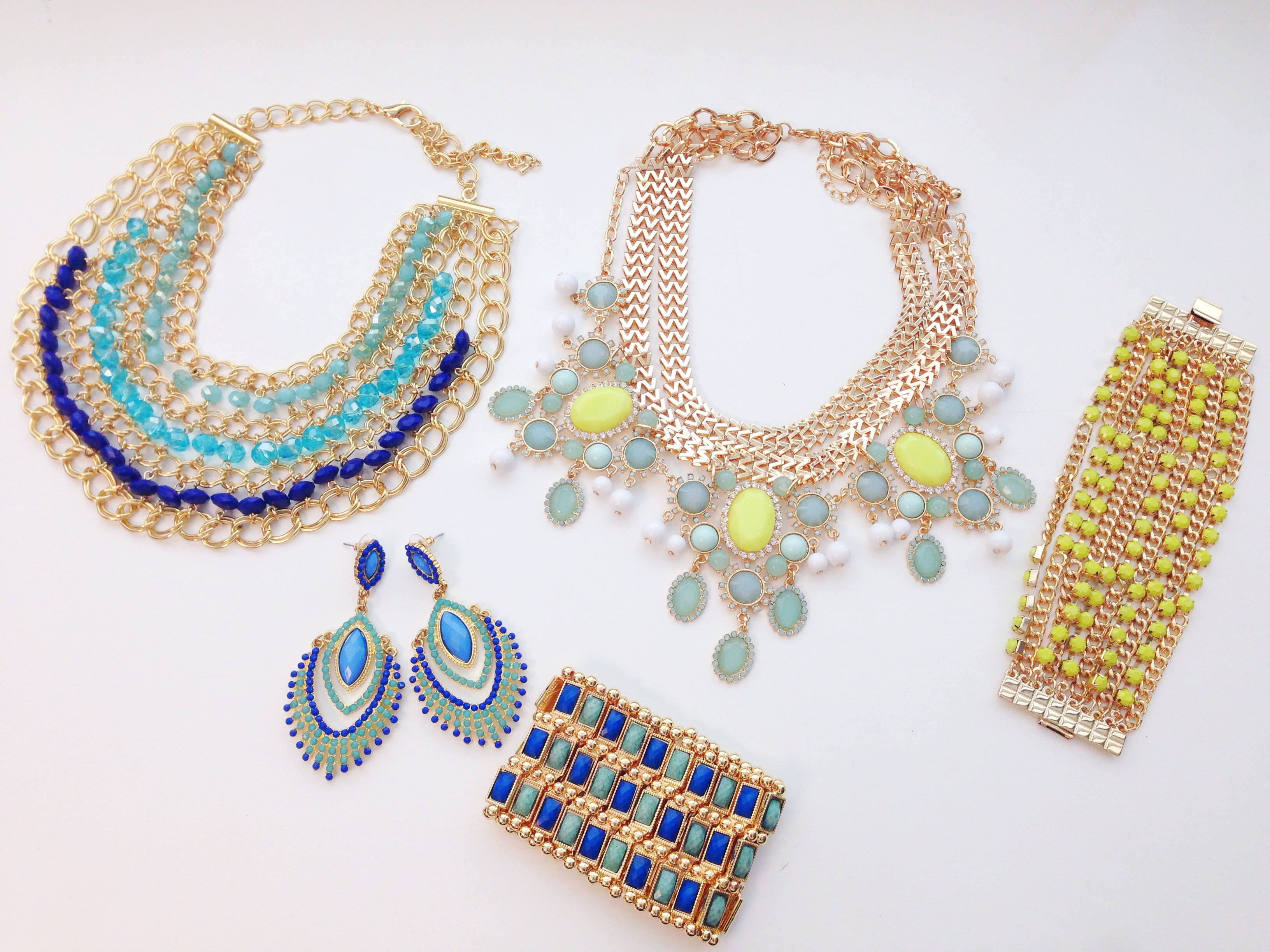 Pop Colors: Perfect for Summer!