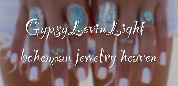 GypsyLovinLight- Bohemian jewelry heaven