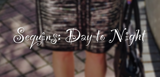 Sequins: Day to Night